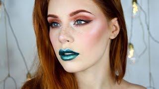 Name this look! Rustic Metallic Makeup Tutorial