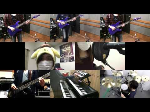 [HD]Subete ga F ni Naru THE PERFECT INSIDER ED [Nana Hitsuji] Band cover