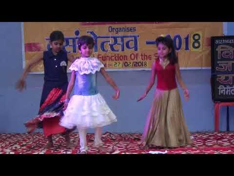 Vasantotsav'18 BAL BHARTI PUBLIC SCHOOL Darbhanga 4