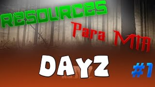 Pack De Resources Para MTA DayZ #1