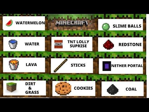 DIY Minecraft Party Ideas