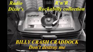 BILLY CRASH CRADDOCK - Don