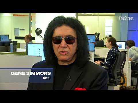 Bitcoin Has a New Fan: Kiss Legend Gene Simmons