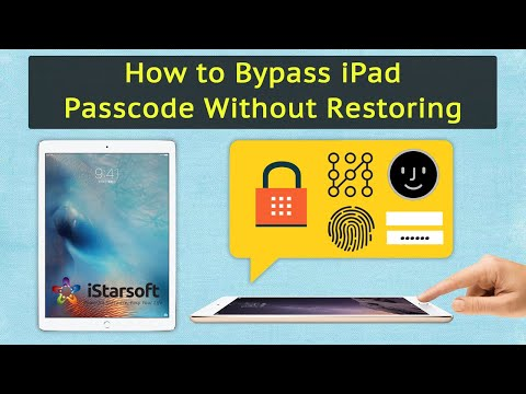 How to Simply Bypass iPad Passcode Without Restoring