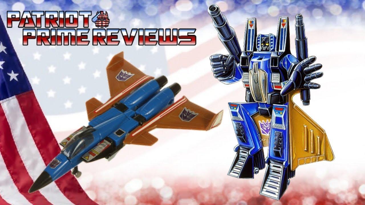 Patriot Prime Reviews 1985 G1 Dirge