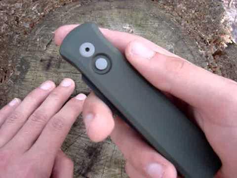 Protech Godson knife review
