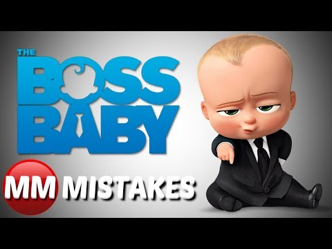 10 Biggest The Boss Baby Movie You May Have Missed |  Boss Baby Movie