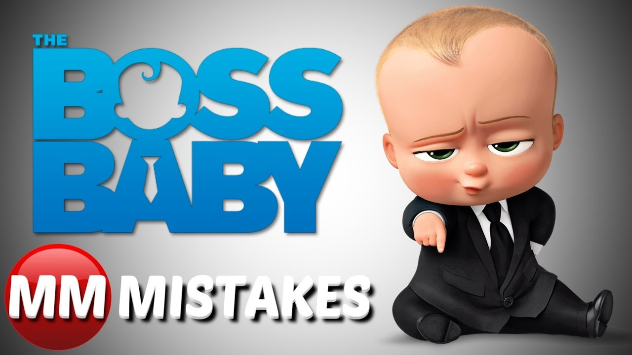 10 Biggest The Boss Baby Movie You May Have Missed | Boss Baby Movie - YouTube