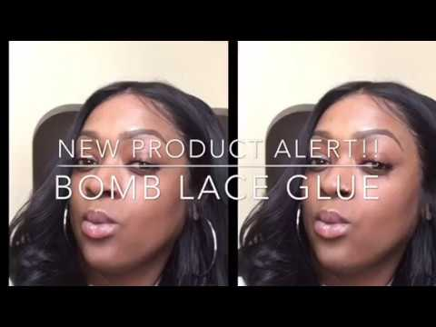 Bomb A Lace Frontal Glue Youtube