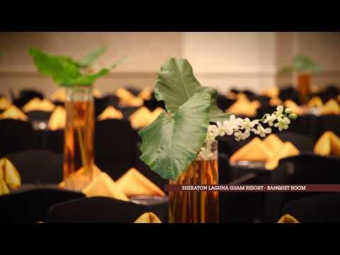 Sheraton Laguna Guam Resort   marketing video rev4