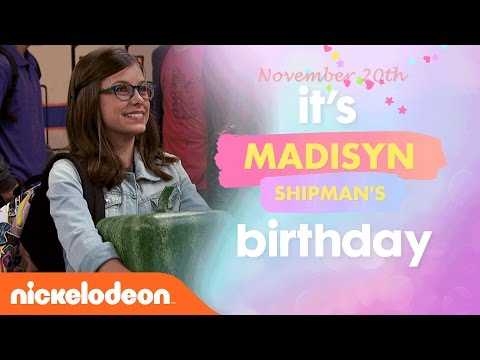Game Shakers | Happy Birthday, Madisyn Shipman! Official Tribute Music Video | Nick