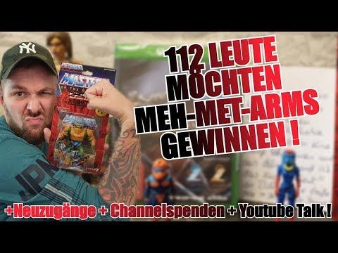 VLOG #2 ! MEH-MET ARMS T-SHIRT + GW AUFLÖSUNG ! YOUTUBE SITUATION ABO vs ABO ! NEUZUGÄNGE + SPENDEN