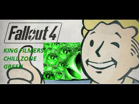 KINGFILMER'S CHILL ZONE GREEN, PLAYING FALLOUT 4,TALKING NIGHTMARE 5 & EVERYTHING FREDDY KRUEGER