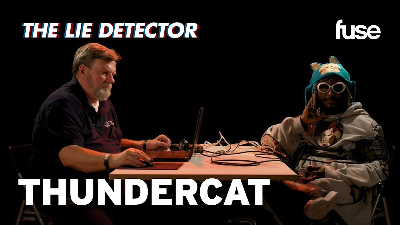 Thundercat Takes a Lie Detector Test: Does He Ever Forget His Lyrics?