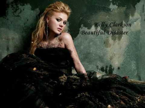 Kelly Clarkson - Beautiful Disaster (with lyrics) Piano