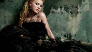 Kelly Clarkson - Beautiful Disaster (with lyrics) Piano