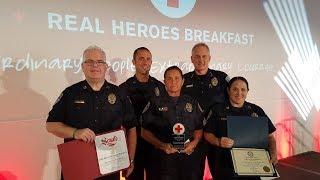 Red Cross Real Heroes Breakfast 2018
