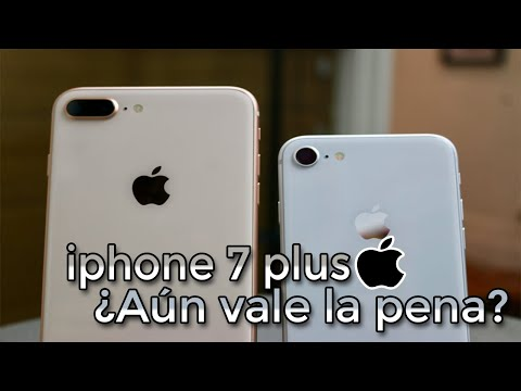 Iphone 7 plus en 2020 ¿AÚN VALE LA PENA?
