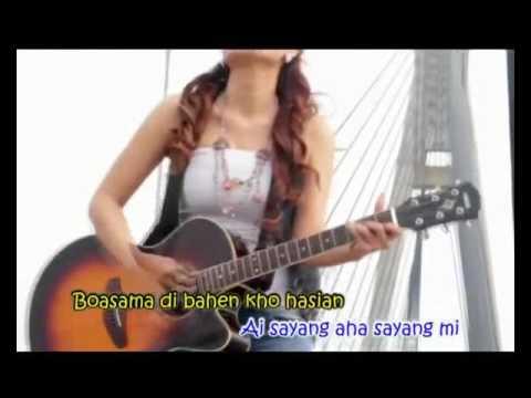 BULAN PANJAITAN Cinta Aha Do Cinta Mi   LAGU POP BATAK POPULER ,TERLARIS