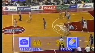 David Rivers Show in the 5th Turkish Final 1999-2000