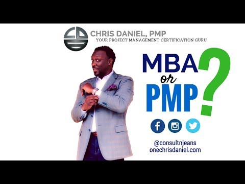 PMP Or MBA: Which Is Better?