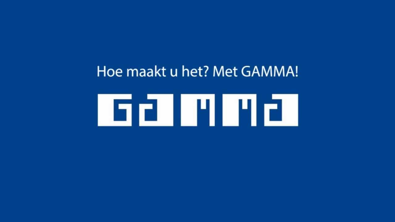 Gamma radio reclame 15 op alles voor gammaplus kaarthouders youtube - Hoe het sieren ...