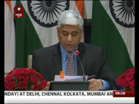 India- China strategic dialogue