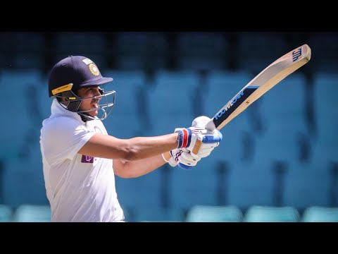 Gill impresses with classy 65 at the SCG | India's Tour of Australia 2020