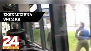 Ekskluzivna snimka: Tučnjava prije smrti mladića u Zagrebu
