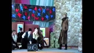 Мюзикл ''Cats'' школьный спектакль. Неделя английского языка
