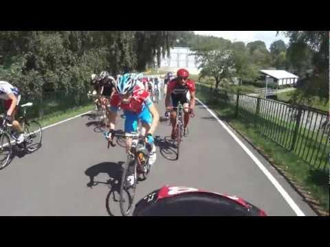 cycling - wielrennen: Sloten-Amsterdam (deel1)