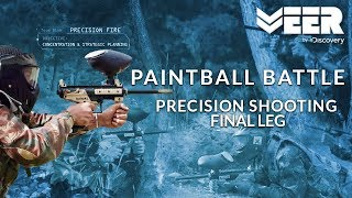Paintball Challenge - Precision Training | India's Citizen Squad E4P2 | Veer by Discovery