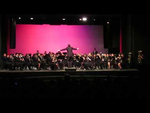 SF 2018 All City Music Festival - High School Band Performance