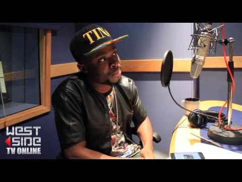 (Fuse ODG) Westside TV Interviews Fuse ODG