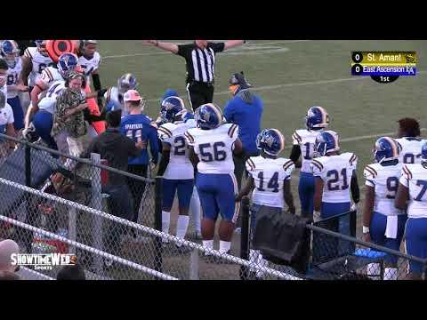 Full Game - St. Amant vs East Ascension - Louisiana Prep Football 2020