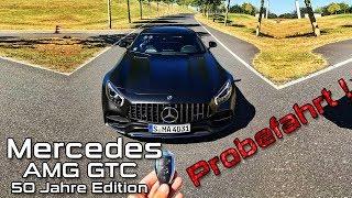 Mercedes AMG GTC 50 Jahre Edition | Probefahrt