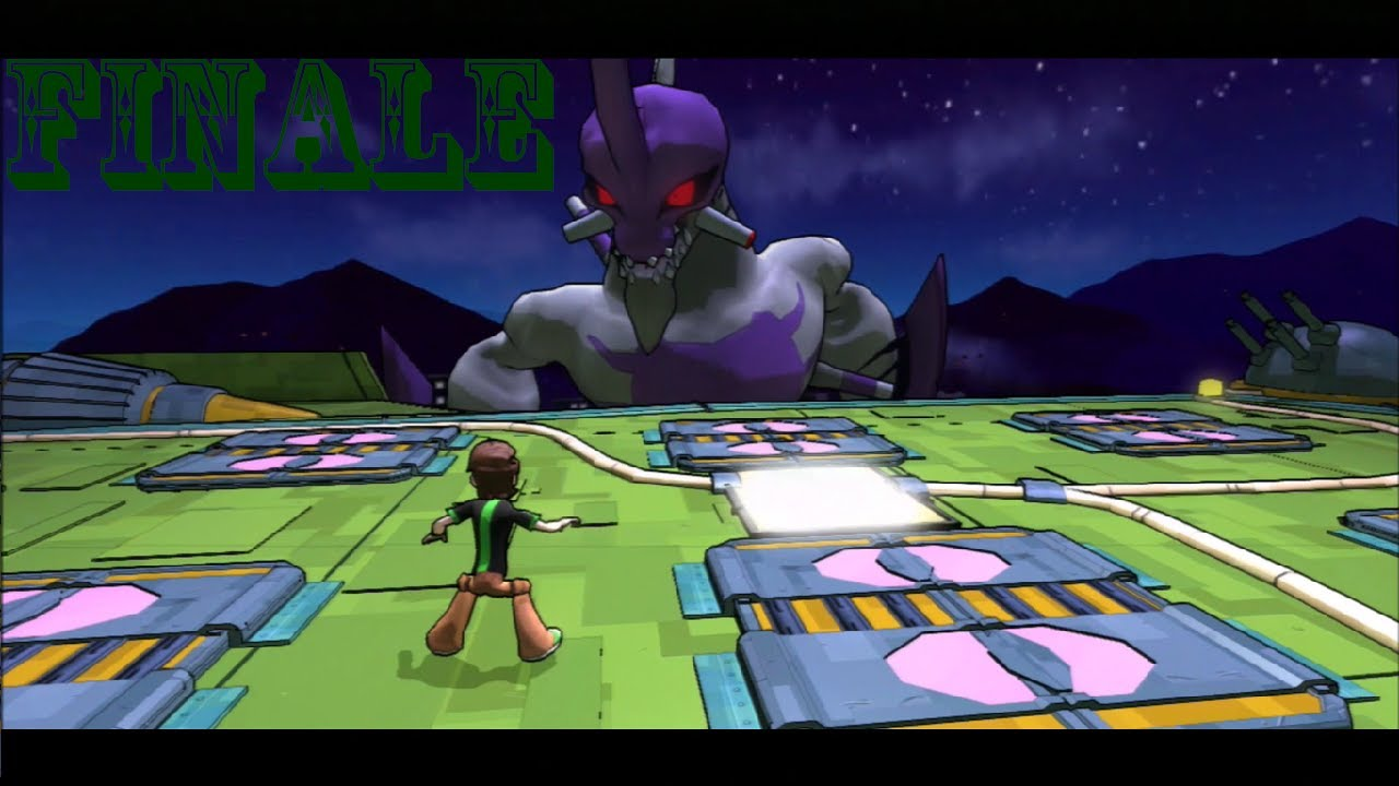 Ben 10 Omniverse 2 - Part 14 - Trouble With Way Bad (FINALE) - [HD ...