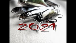 Новинки 2021 на жереха и не только