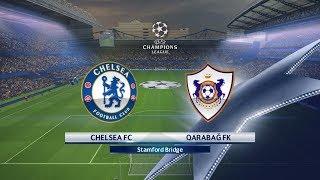 Chelsea FC vs Qarabag FK 12.09.2017 - UEFA Champions League 2017/2018 | Челси - Карабах | Promo