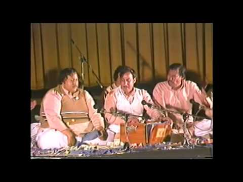 Sikh Chaj Koi Yaar Manawan Da - Ustad Nusrat Fateh Ali Khan - OSA Official HD Video
