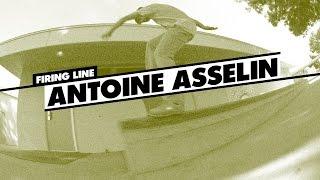 Firing Line: Antoine Asselin
