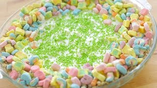 How To Make Lucky Charms Cheesecake | Simply Bakings