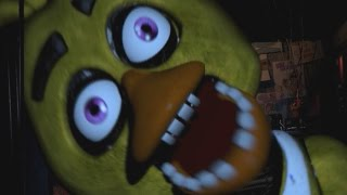 SCARIEST CHICKEN EVER - FIVE NIGHTS AT FREDDY