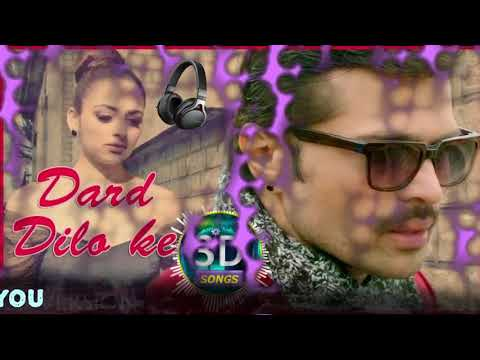 Darde Dilon Ka 3D Song || ONCE OF HIMESH || The Xpose