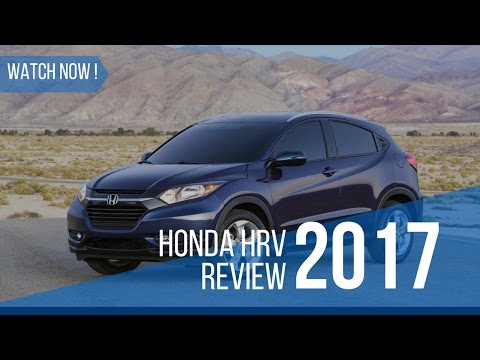 Watch Now ! honda hrv 2017 Amazing review