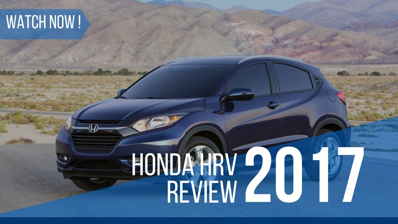 Watch Now Honda Hrv 2017 Amazing Review