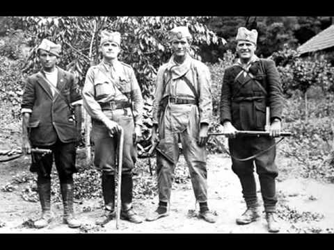 Tribute to Serbian Chetniks    for the King and Country.wmv