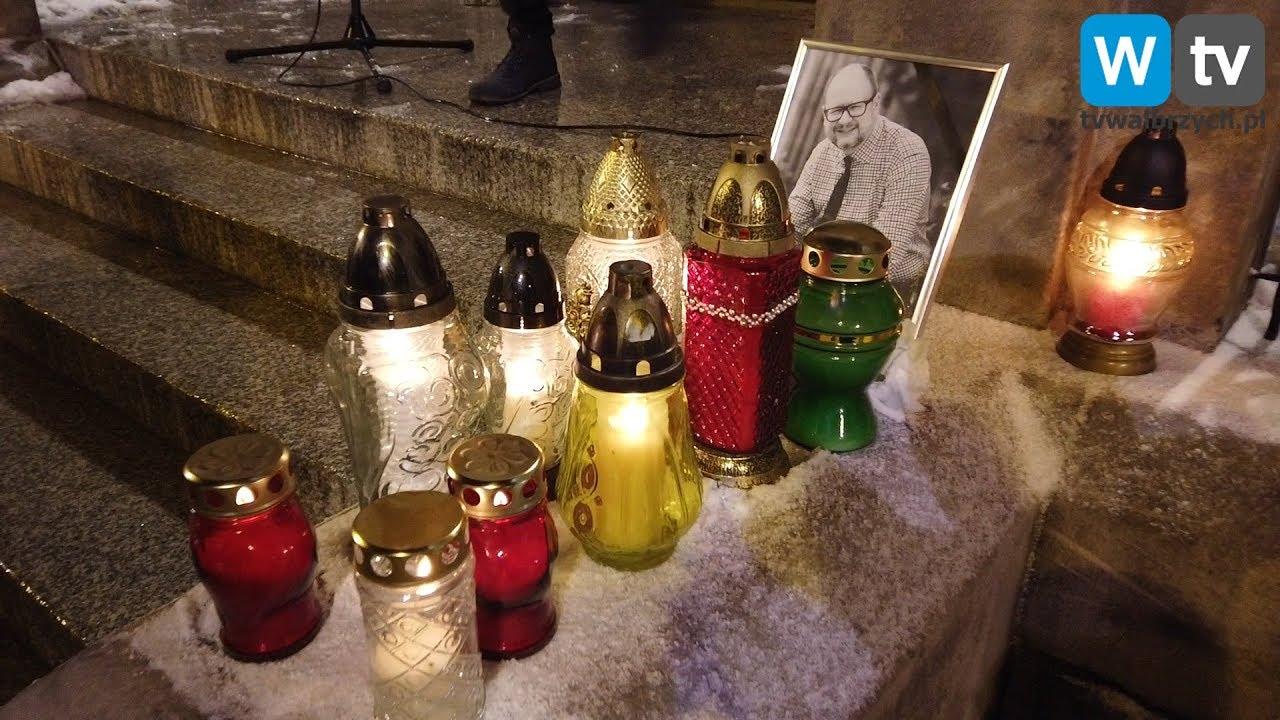 Telewizja Wałbrzych - Pogrzeb Adamowicza - będzie transmisja na żywo w Wałbrzychu