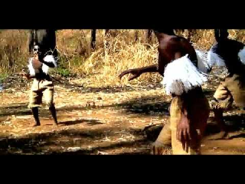 Traditional Angolan Dancing