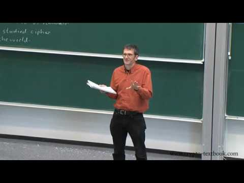 Lecture 05   Data Encryption Standard DES Encryption